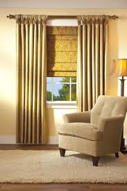 Decorations:Modern Creative Curtain Panel For Window Treatment Design Idea  Futuristic Creative Window Treatments With