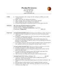Porsha's Basketball Resume. Porsha M. Graves 512 Carol Leigh Drive  Gibsonville, NC 27249 (336) 437 ...