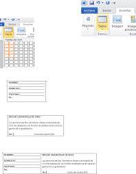 Hacer Boletos Para Una Rifa En Word Y Excel 2010 Pdf Document