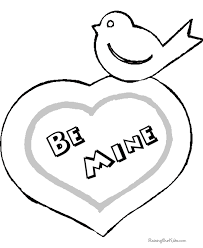 Small Picture Free Valentine hearts coloring page 018
