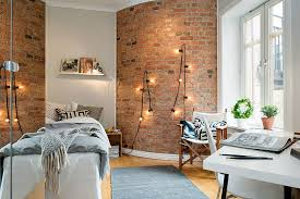 Small Picture 10 Ways to Decorate an Exposed Brick Wall Without Drilling 6sqft