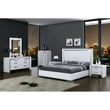 furniture winsome dresser and nightstand set 20 mirrored modern nightstands dressers mirror ivory sets glass chest