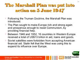 chapter cold war warcopyright 2006 24 24the marshall plan