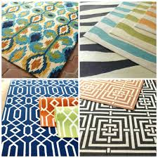 5x7 outdoor rug polypropylene 5 x 7 indoor carpet blue