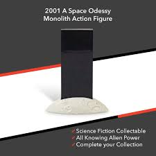 Amazon.de:Toynk Science Fiction Collectible 2001 A Space Odyssey Monolith  Action Figure