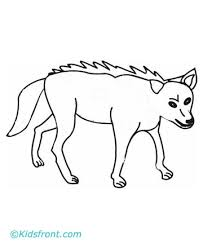 Small Picture Coyote Coloring Pages Printable