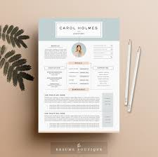 Free Combination Resume Template Word 100 Free and Premium Best Resume Templates Word PSD INDD 68