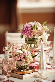 Vintage Wedding Reception Centerpieces Criolla Brithday