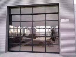 china customized size tilt up glass panel garage door glass panel garage doors seattle