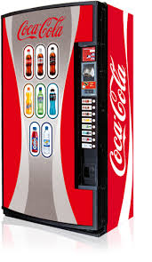Coke Zero Vending Machine Stunning CocaCola Bottle Vending Machine MARS DRINKS