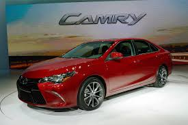 2015 Toyota Camry ushers in 'sweeping new redesign'