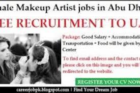 makeup artist jobs female makeup artist jobs in abu dubai jpg