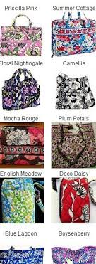 Hmm can you name all of these Vera Bradley patterns I was close