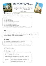 how to write a strong personal essay my favourite place descriptive essay my favorite place writework