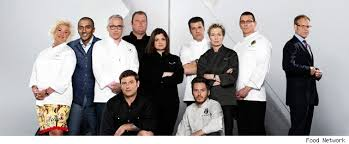 food network chefs. Delighful Chefs Food TV Next Iron Chef Superchef Battle To Network Chefs