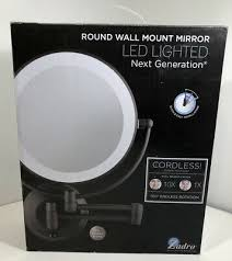 lighted makeup mirror led magnifying