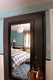 diy sliding barn door for a small closet this is the est and easiest way