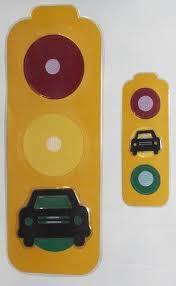 Traffic Light Behavior Chart Behavior Kids Education