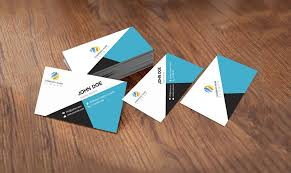 business card template designs flat style business card template design free psd at downloadfreepsd com