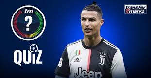 Ronaldo vieira, 23, from england uc sampdoria, since 2018 central midfield market value: Cristiano Ronaldo Quiz How Well Do Transfermarkt Co In Facebook