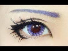 kirigiri kyouko tutorial anime eye makeup 66