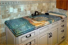 best luxury decorative unique granite bathroom color ideas with unique diy countertops