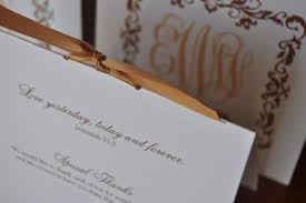 Wedding Program Quote Wiregrass Weddings