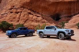 Toyota Tacoma TRD Off-Road vs. Tacoma TRD Pro: What's the Difference ...