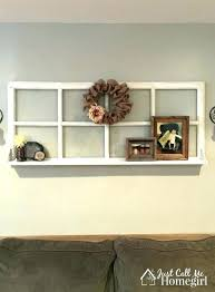 window mirror decor s arched pane wall rustic window mirror decor decoration pane wall