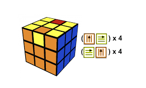 How To Make Designs On Rubik S Cube A Very Easy Rubiks Cube Solution By Avishalom Shalit