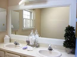 diy bathroom mirror frame. Bathroom:Diy Bathroom Mirror Frame Ideas For Framing A Large Diy