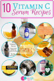 vitamin c is a powerful antioxidant and amazing in anti aging recipes i