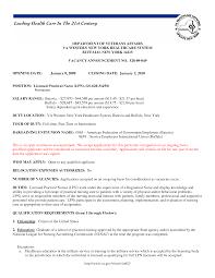 Job Resume 33 Lpn Resume Objective Entry Level Lpn Resume