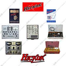 Hickok Ultimate Repair Service Maintenance Owner Manuals