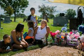 A Mother Tried To Escape Gangs Bullets Found Her Daughter The