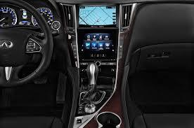 infiniti q50 white interior. 2014 infiniti q50 hybrid premium sedan instrument panel white interior a