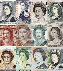 Image result for queen elizabeth banknotes