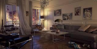 White And Black Living Room White Modern Living Room Gray Black Sofa Chair Interior Design
