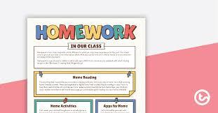 Editable Hundreds Chart Editable Homework Information Sheet Teaching Resource
