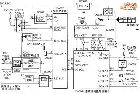 circuits \u003e panasonic national nv m9000 camera vdm circuit diagram cctv camera wiring manual at Security Camera Module Wiring Schematic