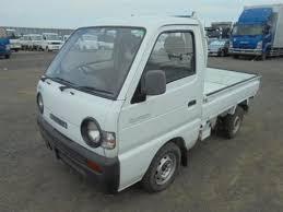 Suzuki, Mitsubishi, Daihatsu, mini truck, minitruck, kei truck, 4WD ...