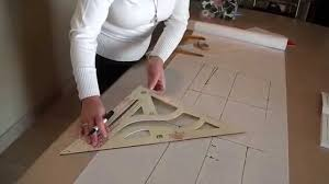 Pattern Drafting Magnificent DIY Beginner Pattern Drafting Pants Front Tutorial YouTube