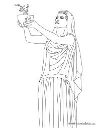 Small Picture 21 best Goddess Coloring Pages images on Pinterest Coloring