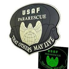 image is loading that others may live pj usaf pararescue pvc