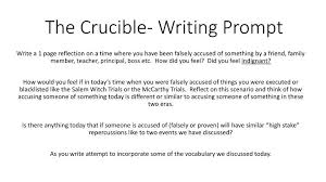 crucible essay the crucible at com org analytical essay topics for the crucible