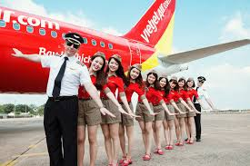 Image result for vietjet stewardess