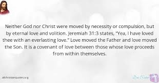 Eternal Love Quotes Stunning Don Kistler Quote About Between Father God Love All