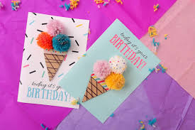 Card Bday 50 Diy Birthday Cards For Everyone In Your Life