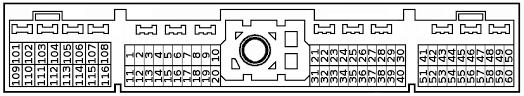 hks ecu hardware Rb25det Wiring Diagram nissan skyline gtr (bnr32,bcnr33) rb26dett pinout ecu diagram rb25det wiring diagram complete