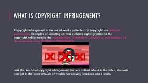 Copyright Infringement Copyright Laws By Alyssa Burnett What Is Copyright Infringement